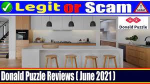 Donald Puzzle Reviews