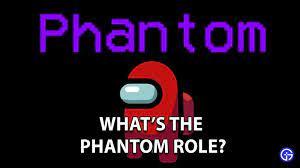 Among Us Phantom Mod