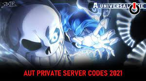 Aut Private Server Codes